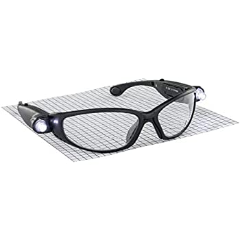 efb5d35c1c LIGHTSPECS Bifocal Impact Resistant Lense LED Safety Glasses ...
