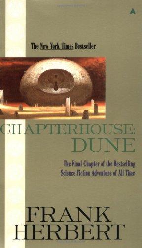 Frank Herbert's seventh Dune novel