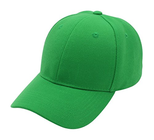 Top Level Baseball Cap Hat Men Women - Classic Adjustable Plain Blank, KGN