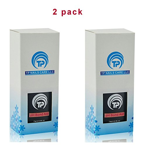 pH Bond Aid. Maximum adhesion for all nail products (2 pack)