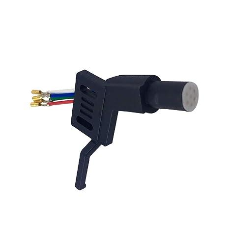 Headshell ADC 7 - Soporte para tocadiscos con brazo recto, color ...