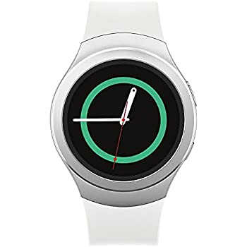 Samsung Gear S2 Smartwatch - Silver (Renewed)