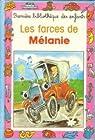 Les Farces de Melanie par Scheepmans