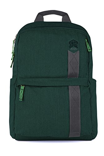 STM Banks Backpack For Laptop & Tablet Up To 15'' - Botanical Green (stm-111-148P-08) by STM (Image #1)