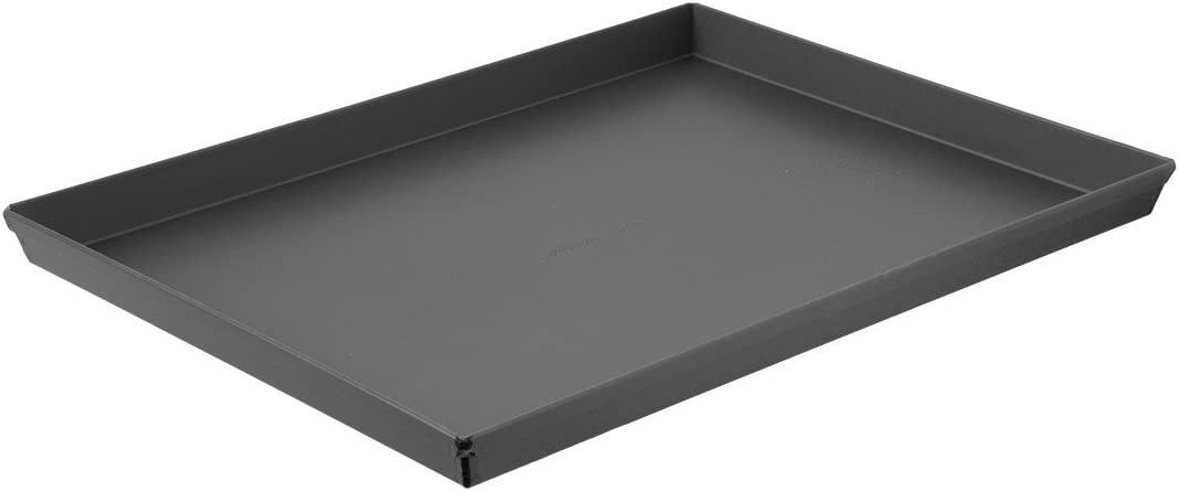 Made in The USA LloydPans Kitchenware 16 Inch by 12 Inch by 1 Inch Sicilian Style Pizza Pan Fits Home Ovens