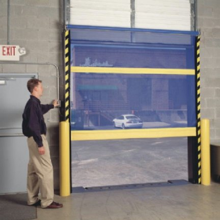 Bug Door Screen with Manual Open - BDBS Series; Door Size (W x H): 8