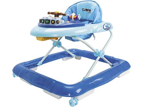 CUORE BABY Andador Azul Actividades Barquito: Amazon.es ...