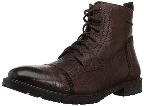 GBX Men's Moore Oxford Brown 8 Medium US