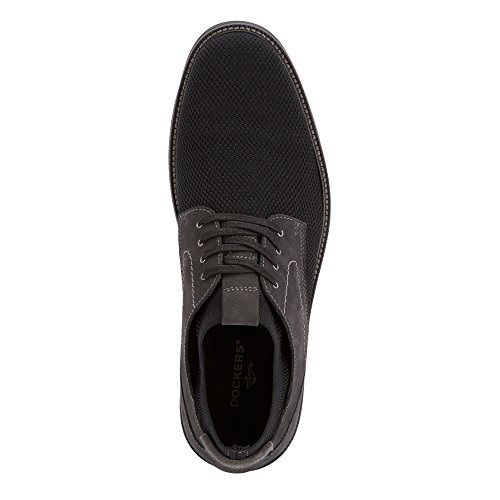 Leather Dockers Shoe Oxford Casual Dress Knit Privett with Black Mens NeverWet wtqrFt
