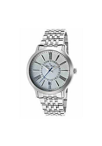 Lucien Piccard Women's LP-40004-22S Sofia Analog Display Quartz Silver Watch