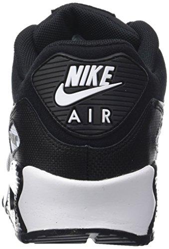 White Max de Noir Black 90 Chaussures Gymnastique Air NIKE WMNS Femme 047 XEqFnwvv