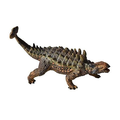 Arfbear Realistic Dinosaur for Kids' Present Extinct World Novelty Toy Children Gift Dinosaur Figure - Ankylosaurus Dinosaur Toy