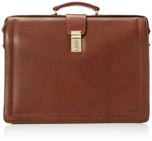 Brief Bag, Brown, One Size (Jack Georges Brief Bag)