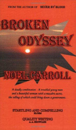 book cover of Broken Odyssey