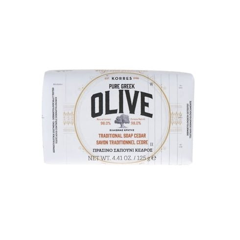 3-x-korres-pure-greek-olive-traditional-soap-bar-with-cedar-3-bars-x-125gr-423oz-each-one
