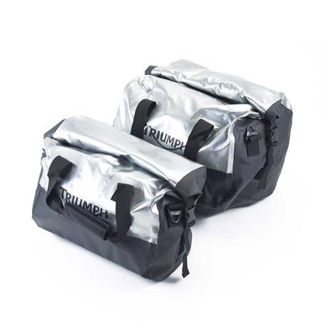 TRIUMPH PANNIER TIGER WATERPROOF INNER BAG KIT (PAIR) for sale  Delivered anywhere in USA