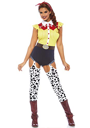 Leg Avenue Womens Cowgirl Costume