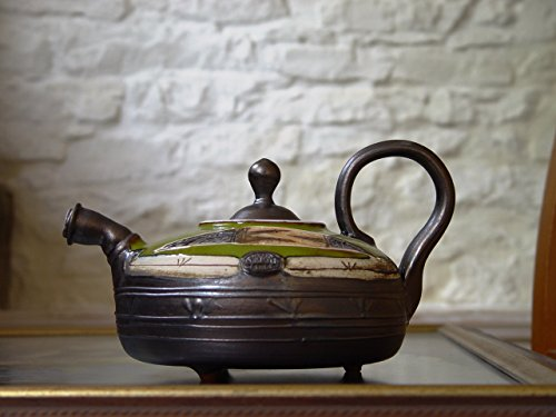 (Wheel Thrown Pottery Teapot. Ceramic art, Ceramic Teapots, Danko pottery)