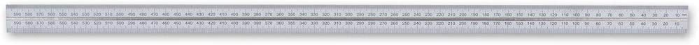 Axminster Precision 600mm Metric Rule for Combination Square