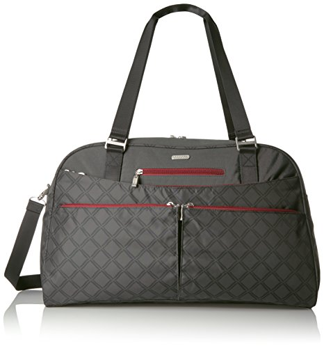Baggallini CHL LK Weekender Bag, Charcoal Link, One Size