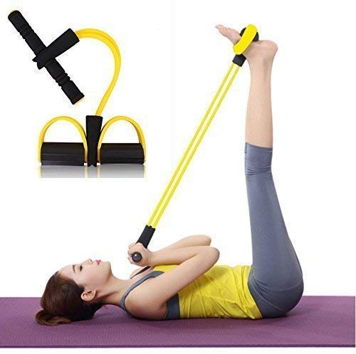 MG SALESS Pull Reducer Waist Shaper Trimmer for Reducing Your Waistline and Burn Off Extra Calories, Arm Exercise Tummy Fat Burner Body Building Training Toning Tube for Healthy and Fit Life Price & Reviews