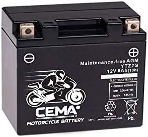 Batería de moto YTZ7S | VMF Gel Sellada YTZ7S-4