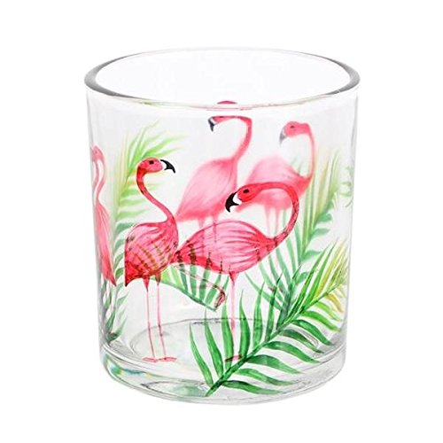 Flamingo Candle Holder (DEI 3