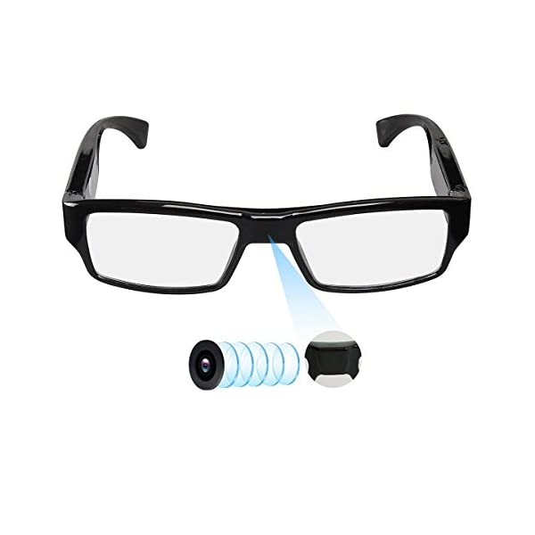 Spy Camera Glasses With Video
