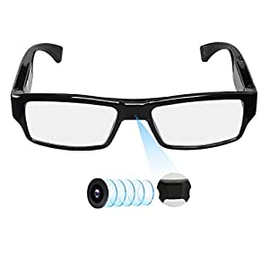 Amazon.com: Spy Camera Glasses with Video Support Up to 32GB ...