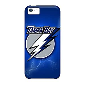 VariousCovers Perfect Tpu Case For Iphone 5c/ Anti-scratch Protector Case (tampa Bay Lightning)