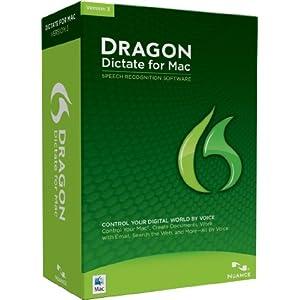 Dragon Dictate 3.0 (Mac) (Old Version)