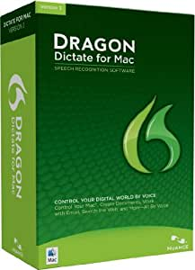 Dragon Dictate 3.0 (Mac) (Old Version)