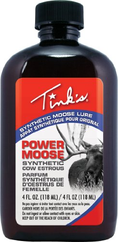 Tink's Power Moose Synthetic Cow-in-Estrous (Cow Moose)