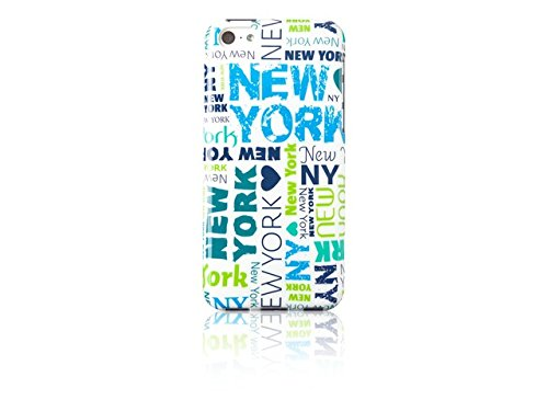 Spada 008714 Smartphone Schutzhülle Back Case - IMD - iPhone 5C - New York