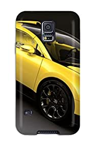New Arrival Case Cover With Design For Galaxy S5- Bugatti Veyron