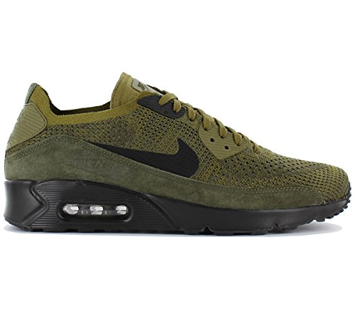 90 Flak 2 Running Multicolour Competition 0 's Olive 302 NIKE Air Ultra Black car Flyknit Men Max Shoes cnw6qnWYI