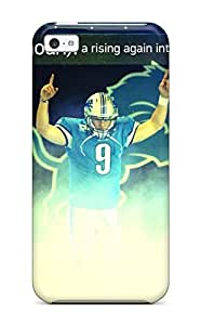 Hot Style NNFqVcP3192xUcjX Protective Case Cover For Iphone5c(detroit Lions )