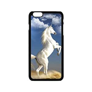 Custom Horse Design Plastic Case Iphone 5/5S