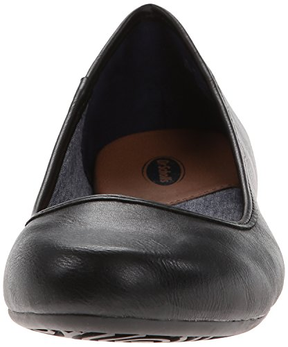 Us 6 Women's Scholl's Ballett blksmooth Oss Dr Scholls Kvinnevennlig Dr Vennlig Flat M W Friendly Friendly Blksmooth 6 Ballet Flat WTpvnBp
