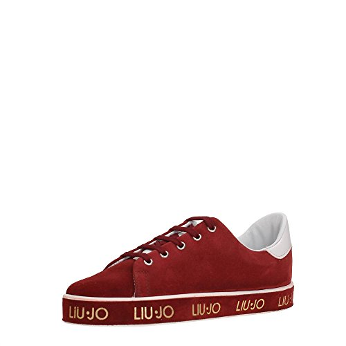 S67237 Tibet Donna Rosso Liu 36 Shoes Jo Sneakers P0079 vp0UwBEU