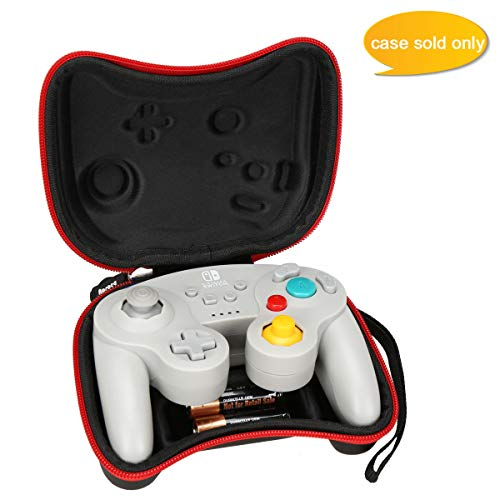 (Aproca Hard Carry Travel Case fit PowerA Wireless Gamecube Style Controller )