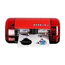 SigntigerGentle Portable A4 Plotter Vinyl Cutter with Contour Cut Function