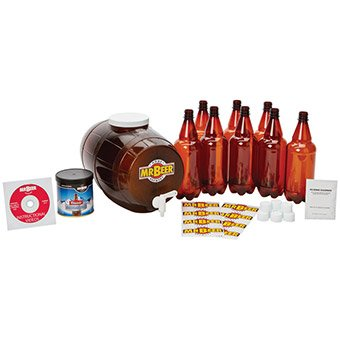 Deluxe Bottling System - Mr. Beer Deluxe Beer Bottling System, 740-mL