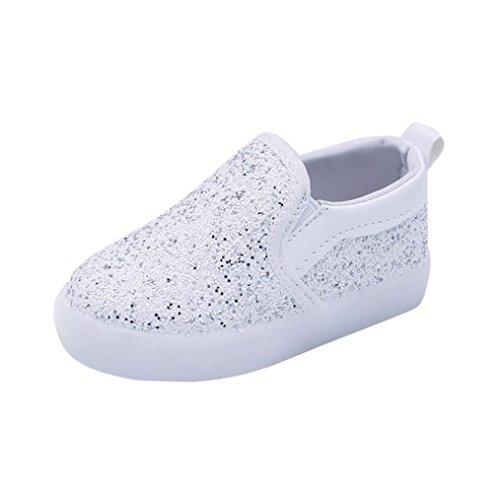 Bianca Sneakers Con Ragazzi Led Uomogo Luminose Bambino Regalo Scarpe sportive Bambini Neonato Luce Scarpine AwP8qxwOg