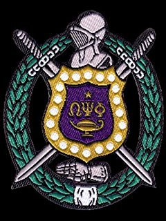 omega psi phi fraternity patches - 9