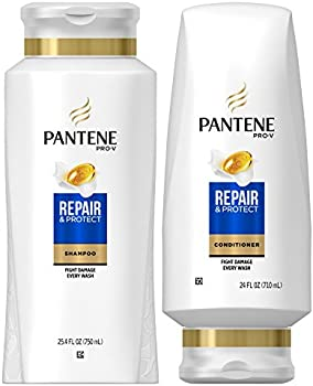 Pantene Argan Oil Shampoo 25.4 OZ and Sulfate Free Conditioner