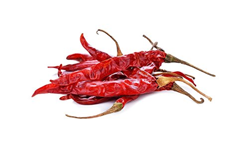 Dried Peppers 6 Pack Bundle - Ancho, Arbol, Guajillo, Pasilla, Chipotle, Cascabel Super Pack of Chiles by Ole Mission by Ole Mission (Image #3)