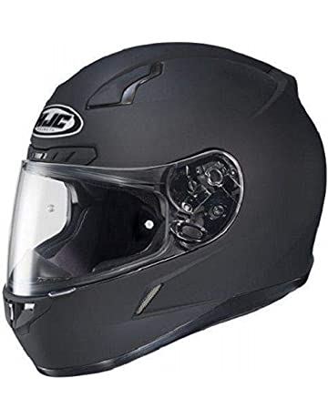 d3681c82 HJC CL-17 Matte Black Full Face Motorcycle Helmet - 2X-Large