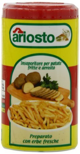 Italian Cooked Potato Seasoning, 2.8 Ounce Kitchen Size by Ariosto by Ariosto