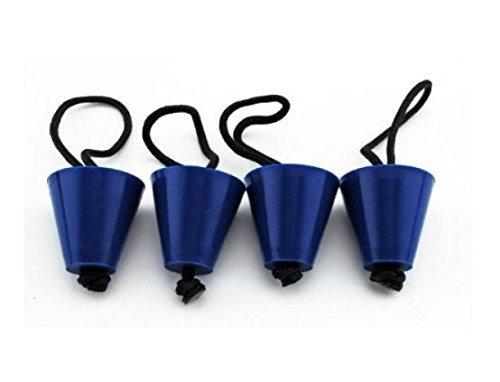 Yak Gear Universal Scupper Plug 6 Pack Set by Yak-Gear
